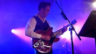 03/03 HUSHABYE MOUNTAIN - HD - RICHARD HAWLEY - LIVE TEDDY BOY