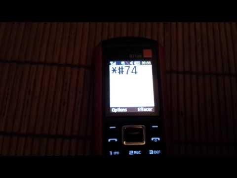Samsung Locks (Samsung B3310)