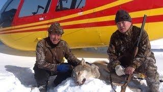 Yakutia. Охота на волков в Якутии. Эвенки. GoldenAldan.ru