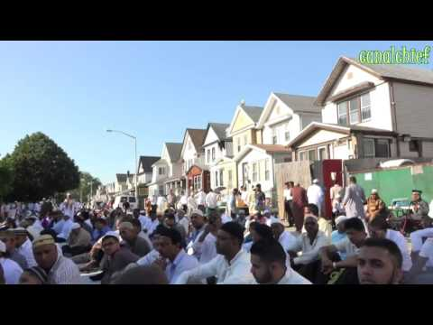 Eid on Liberty Ave , Richmond Hill,Queens, New York 2016