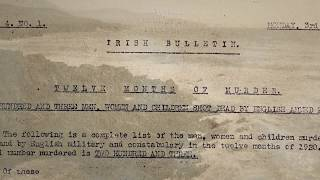Winter Curfew in 1920 | Episode 3 | The Irish Revolution | RTÉ One