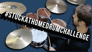 #StuckAtHomeDrumChallenge by Coop3rDrumm3r | JON FOSTER