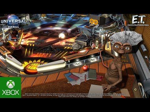 E.T. Pinball Trailer