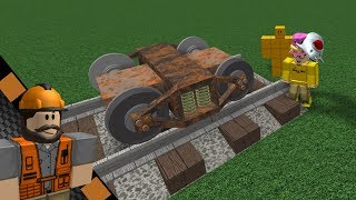 Roblox Studio | Train Wheel Axle [Part 1]