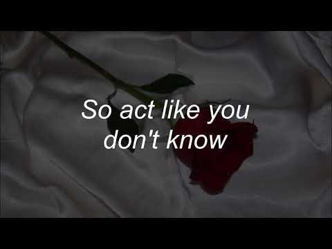 Lil Peep - It's Me [Lyrics]