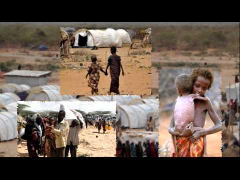 ♥ SOMALIA AFRICA SUFFERING CHILDREN ♫ SWEET WORLD Music♫