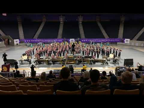WCU Tournament of Champions Lassiter High School Marching Band 10 19 2019