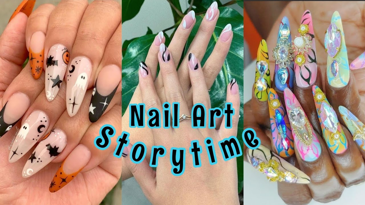 💅 Nail Art Storytime