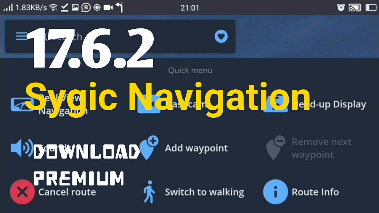 sygic map downloader 2017