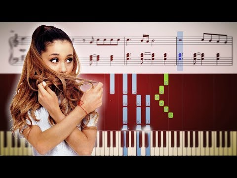 How to play 7 rings by Ariana Grande on piano