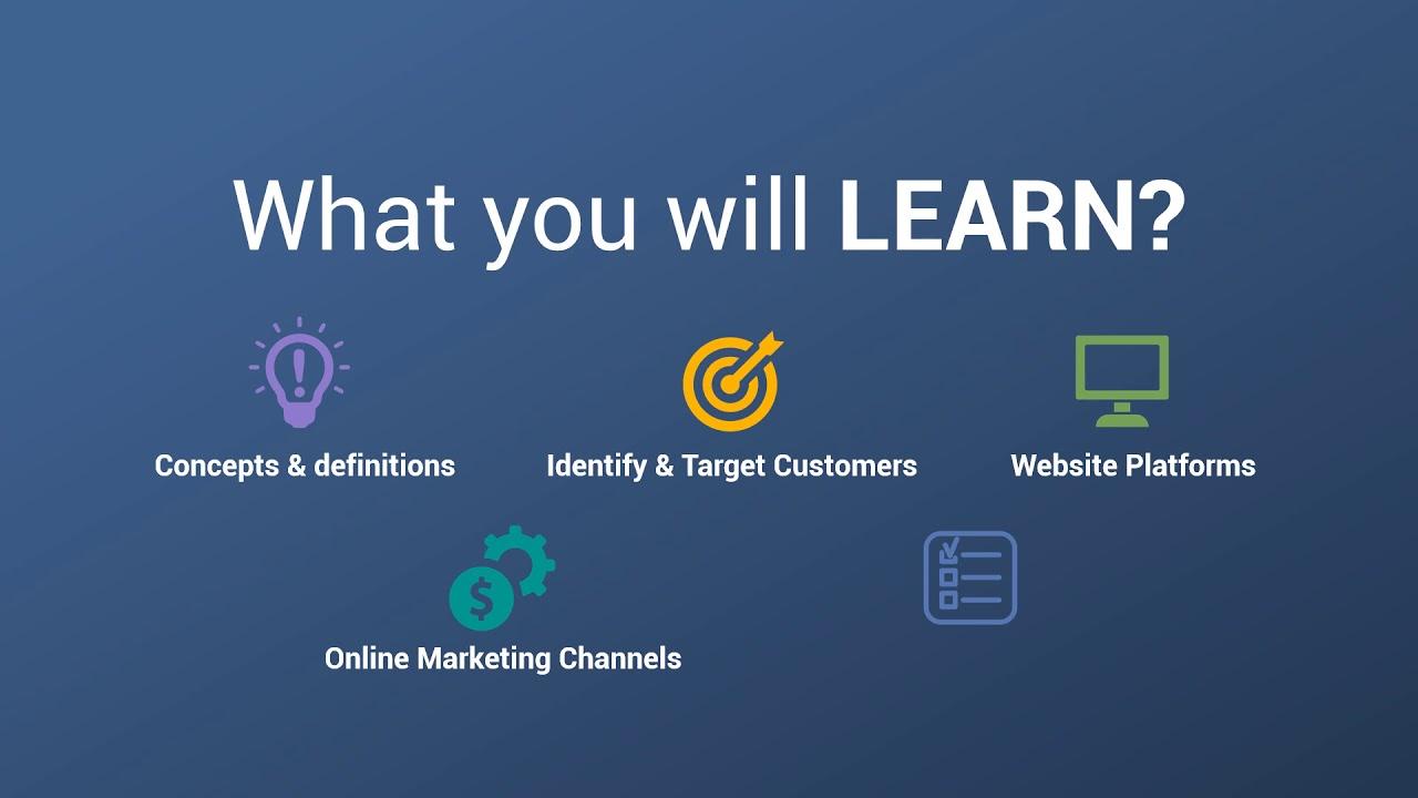 Promo Video: Digital Marketing Essentials Online Course ...