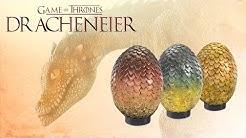Game of Thrones: Dracheneier von Daenerys