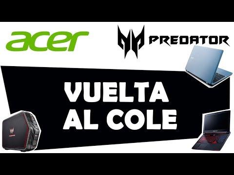 Acer - Vuelta al Cole 2016