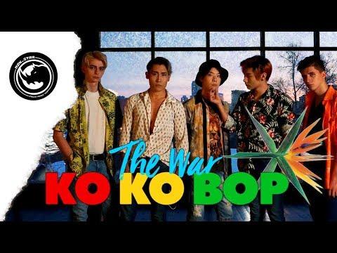 EXO 엑소 – Ko Ko Bop ( DANCE PRACTICE VER ) cover by [ MON_STAR ]