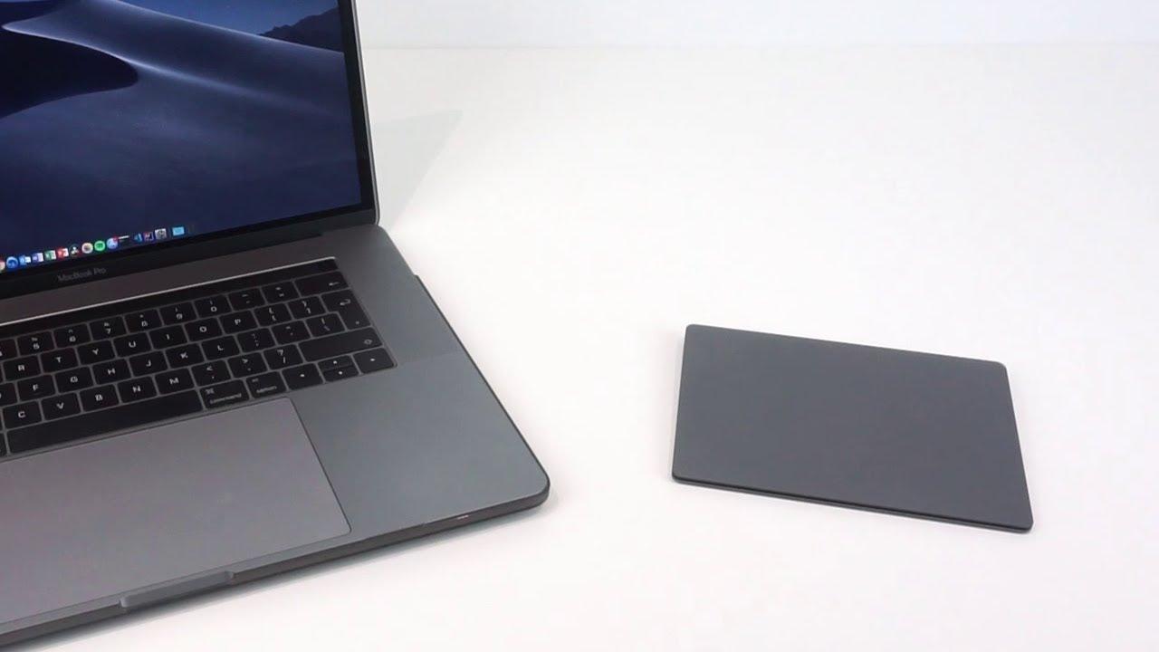 Use magic trackpad on windows 10