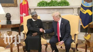 Trump on terrorism and persecuted Christians in Nigeria
