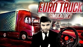 Euro Truck Simulator 2 - Direksiyon ayarları Kontorland.joystick FX 6300