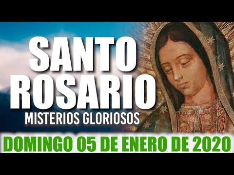 santo-rosario-de-hoy-domingo-05-de-enero-de-2020 misterios-gloriosos