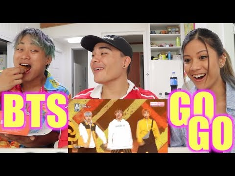 BTS - Go Go BTS Comeback Show REACTION ft JRE & CelestialFlaire