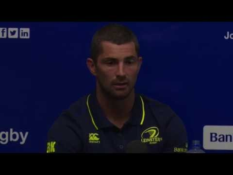 Rob Kearney on Joey Carbery's performance against Treviso