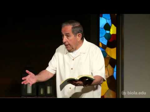 Don Sunukjian: Faculty Lecture Series: The Faith of a Mustard Seed [Talbot Chapel]