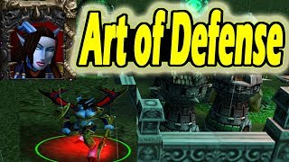 Warcraft 3 | Custom | Art of Defense