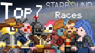Top 7 Starbound Races