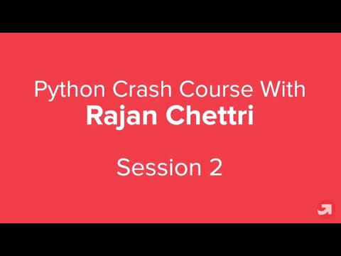 Python Crash Course Part 2 | Python Tutorial for Beginners with examples | upGrad thumbnail