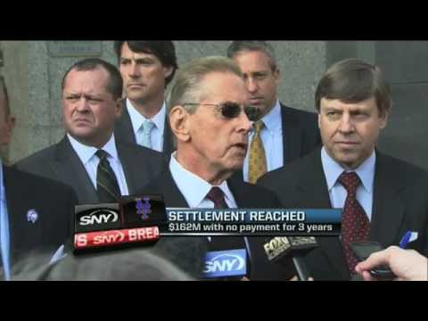 Fred Wilpon and Irving Picard reach settlement