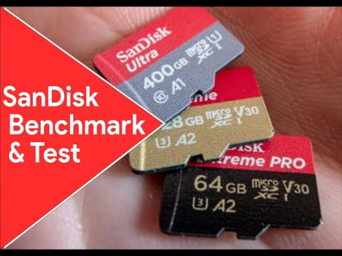 SanDisk Extreme Pro - Benchmark, Speed Test and Review