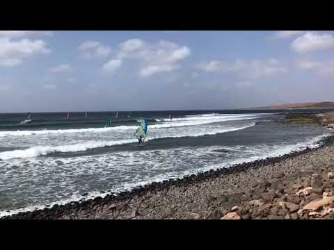 Surf for freedom / Secret Spot, Sal Island, Cape Verde 2018