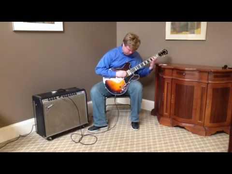 Eastman T486 Electric Guitar (21376)