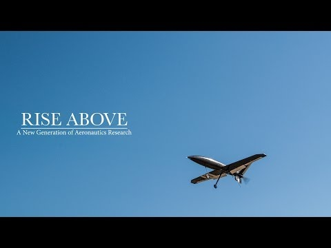 Rise Above: A New Generation of Aeronautics Research (Trailer)