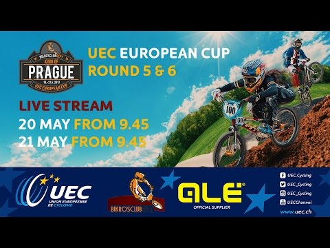 2017 UEC BMX EUROPEA N CUP Rounds 5 & 6 – Prague (Czech Republic), Saturday- morning part
