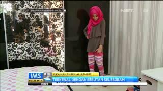 Hijabers cilik Sukainah Shirin Al Athrus - IMS