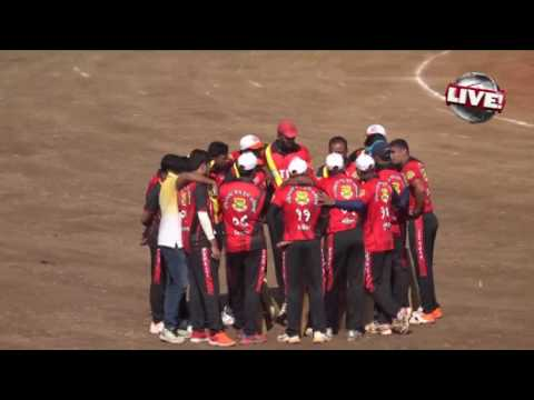 PCMC PANTHERS V/S Pune Warriors | PTPL 2017 | SUPER SIX | Day 8