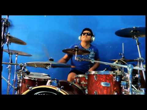Andypark -  Hoobastank Drums Cover Out Of Control