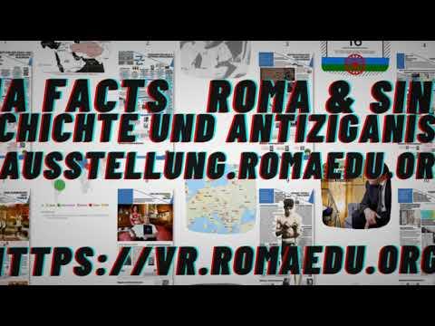 Online Ausstellung Roma & Sinti - Geschichte und Antiziganismus Trailer 2
