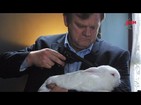 Brendan Gleeson stars in black comedy Six Shooter, from In Bruges director Martin McDonagh