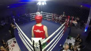Ultra White Collar Boxing Bristol | Fight 9