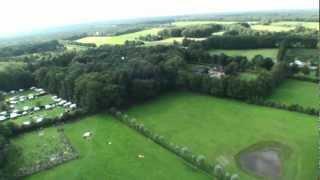 Parademo Luchtvaartdag Camping Helfterkamp