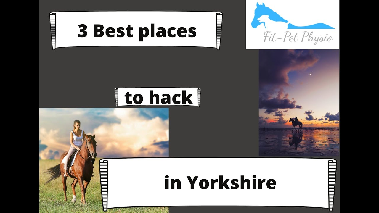 BEST Yorkshire Riding Routes