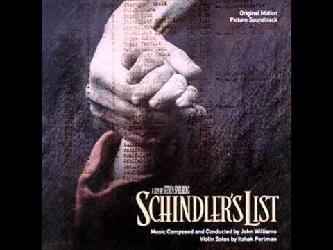 Schindler's List Soundtrack - Main Theme