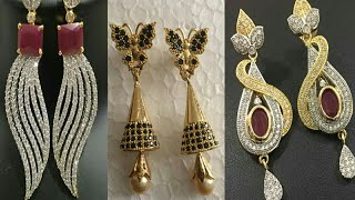 LATEST AD EARRINGS DESIGNS COLLECTION 2019 || STUDS || JHUMKA || HANGING EARRINGS