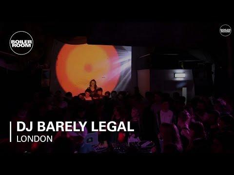 DJ Barely Legal Boiler Room London DJ Set