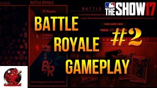 MLB The Show 17 | Battle Royale Games 1 and 2