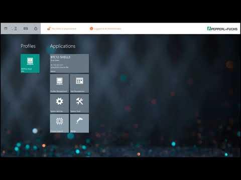 VisuNet RM Shell 5—PREVIS Screensaver