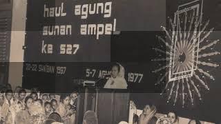 Haul Agung Sunan Ampel dari masa ke masa.