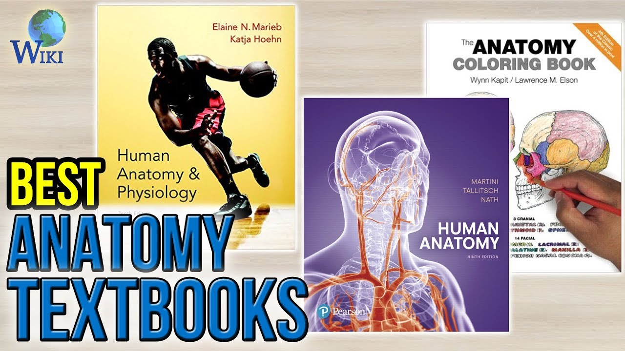7 Best Anatomy Textbooks 2017 - YouTube