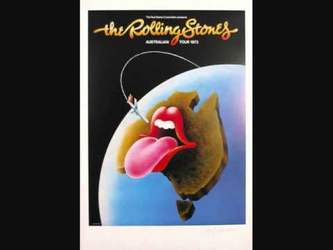 Rolling Stones - All Down The Line - Sydney - Feb 26, 1973